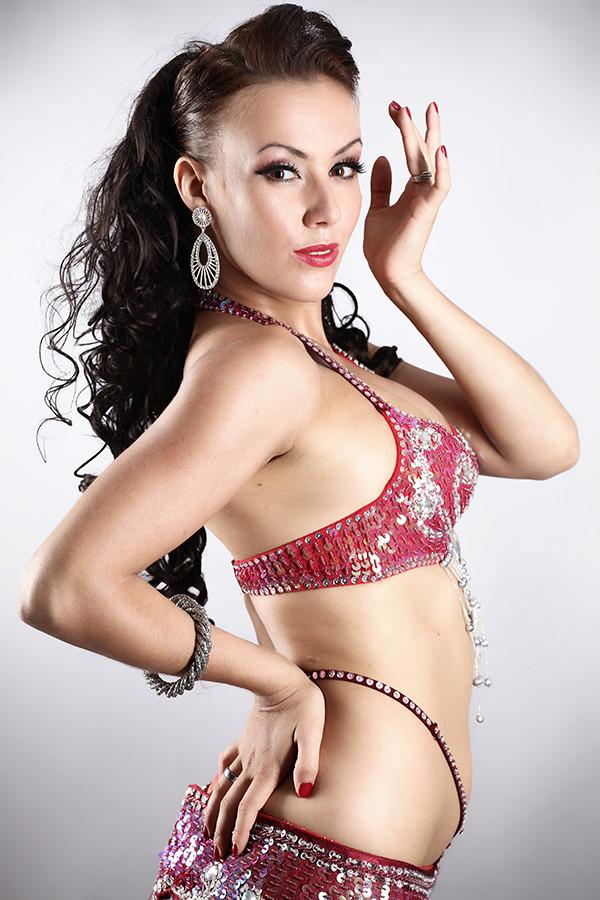 Bauchtänzerin Selena